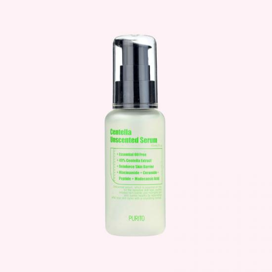 PURITO Centella Unscented Serum -...