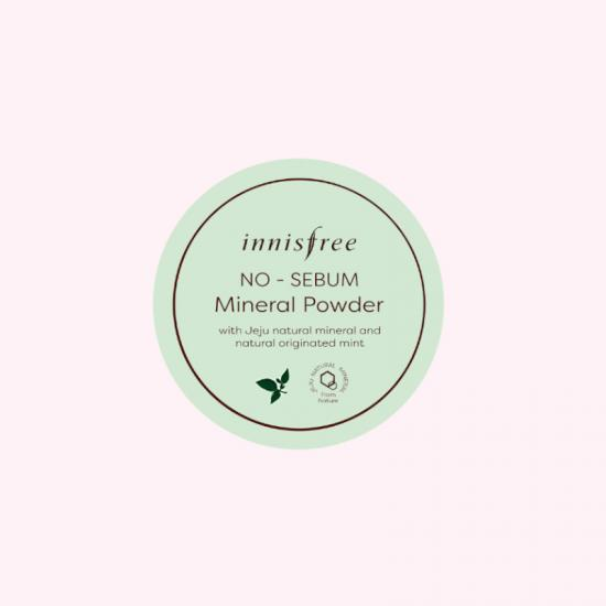 INNISFREE - No Sebum Mineral Powder -...