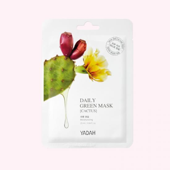 YADAH Daily Green Cactus Mask -...