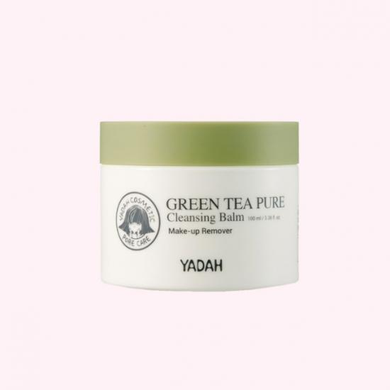 YADAH Pure Green Tea Cleansing Balm -...