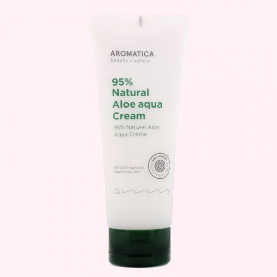AROMATICA 95% Natural Aloe...