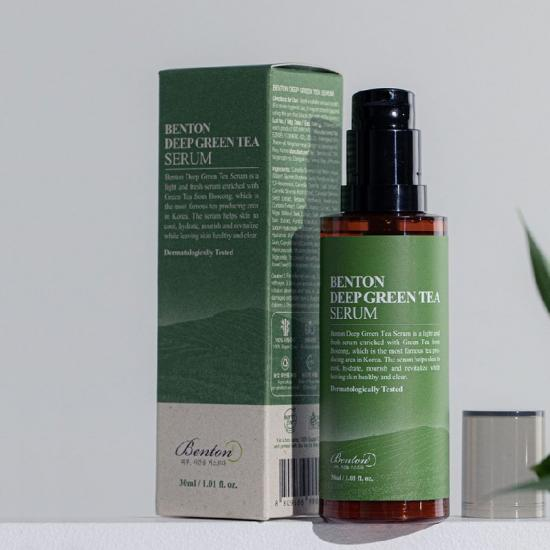 BENTON Deep Green Tea Serum...