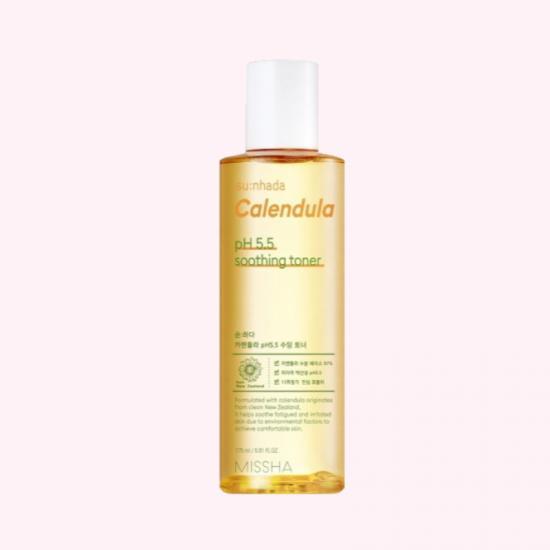 MISSHA Sunhada Calendula pH Balancing...