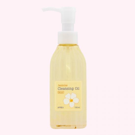 A'PIEU Jasmine Cleansing Oil (Moist)...