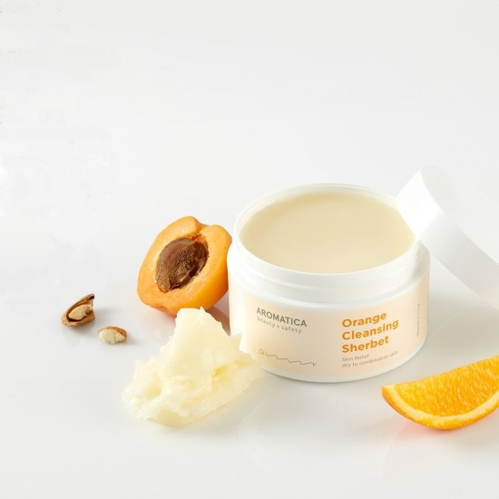 AROMATICA Orange Cleansing...