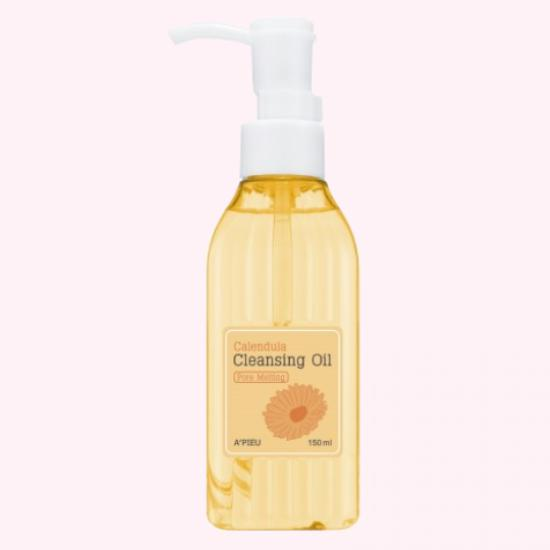 A'PIEU Calendula Cleansing Oil (Pore...