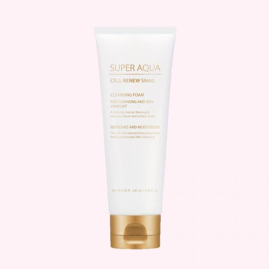 MISSHA Super Aqua Cell Renew Snail...
