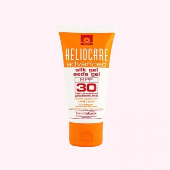 Heliocare Advanced Silk Gel SPF30 -...