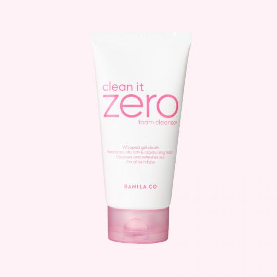 BANILA CO Clean It Zero Foam Cleanser...