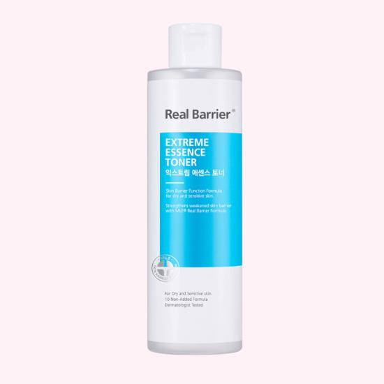 REAL BARRIER Extreme Essence Toner -...