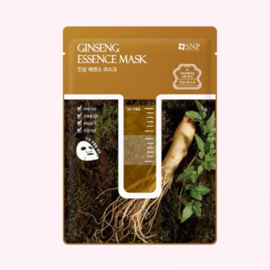 SNP Ginseng Essence Mask - Maseczka...
