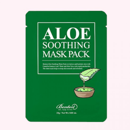 BENTON Aloe Soothing Mask...