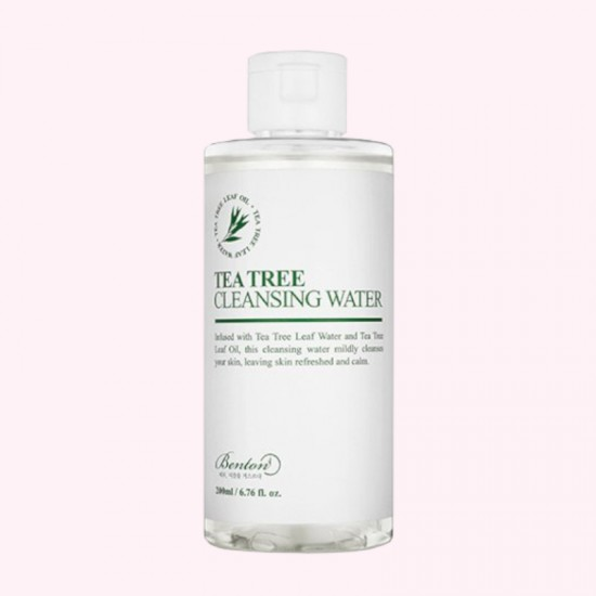 BENTON Tea Tree Cleansing...