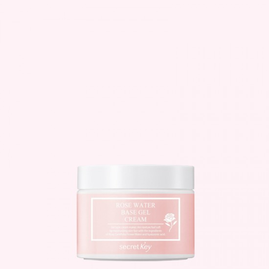 SECRET KEY Rose Water Base Gel Cream...