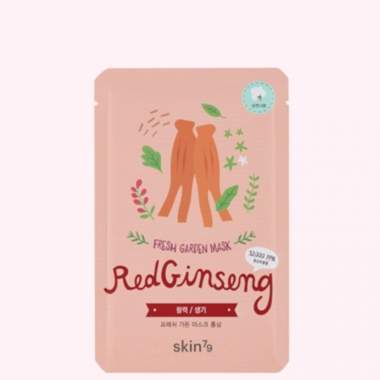 SKIN79 Fresh Garden Mask Red Ginseng...