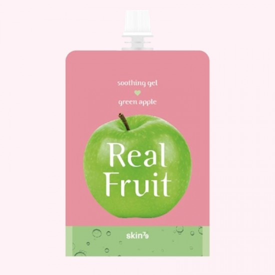 SKIN79 Real Fruit Soothing Gel Green...