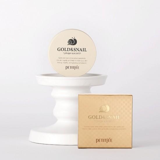 PETITFEE Gold & Snail...
