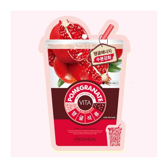 Mediheal Vita Pomegranate Mask -...