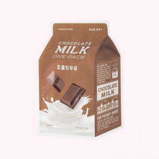 A'PIEU Chocolate Milk One Pack Mask -...