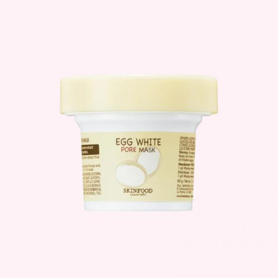 SKINFOOD Egg White Pore Mask -...