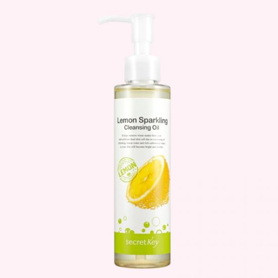 SECRET KEY Lemon Sparkling Cleansing...