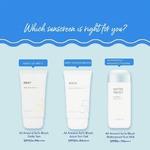 Nasze skóry są różne i często mają odmienne potrzeby, ale rekomendacje są jasne i jednoznaczne - każdy powinien używać kremu z filtrem, aby chronić swoją skórę przed negatywnymi skutkami promieniowania UV. ☀️ Poznaj kremy przeciwsłoneczne marki Missha z serii All Around. SPF50+, ochrona przed UVA i UVB. Który będzie najlepszy dla Ciebie? Sprawdź na naszej grafice! ❤  Wszystkie dostępne na misun.pl #koreańskiekosmetyki #koreanskiekosmetyki #koreanskapielegnacja #koreańskapielęgnacja #kremzfiltrem #kremspf #kremspf50 #ochronaprzeciwsłoneczna #azjatyckiekosmetyki #krokipielęgnacji #sekretyurodykoreanek #pielegnacjatwarzy